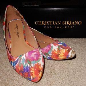 Women's Christian Siriano Flats